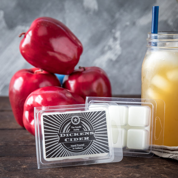 Dickens Cider - Apple Cider Bourbon Scented Wax Melts