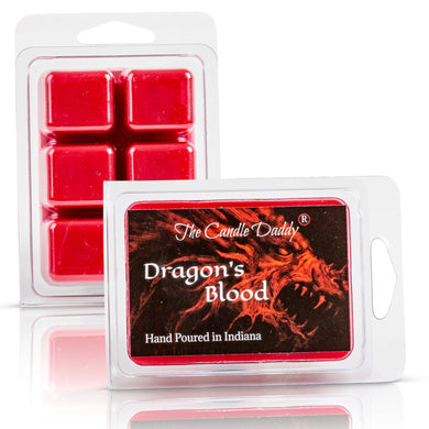 Dragon's Blood - Scented Wax Melts - 2 Ounces - 6 Cubes