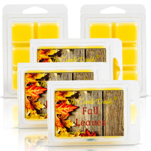 5 Pack - Fall Leaves - Autumn Scented Wax Melt Cubes - 2 Oz x 5 Packs = 10 Ounces