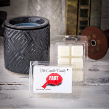 5 Pack - Fart - HORRIBLE SCENTED Wax Melt Cubes - 2 Oz x 5 Packs = 10 Ounces