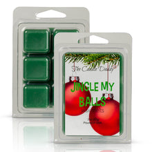 """All I Want For Christmas"" Combo Set Of Three Scented Wax Melt Cubes - Lick My Stick- Jingle My Balls- BustANut"