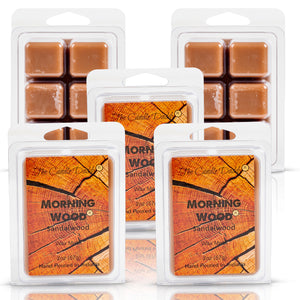 Morning Wood - Sandalwood Scented Wax Melt