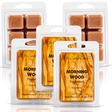 Morning Wood - Teak Wood Scented Wax Melt