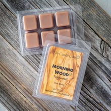 5 Pack - Morning Wood - Teak Wood Scented Wax Melt Cubes - 2 Oz x 5 Packs = 10 Ounces
