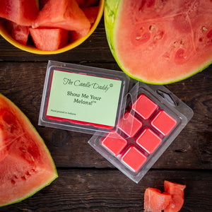 Show Me Your Melons - Watermelon Scented Wax Melts