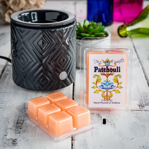 Patchouli Scented Wax Melts