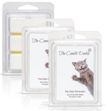 Silly Kitty Cat  - Pet Odor Eliminator Scented Melt- Maximum Scent Wax Cubes/Melts- 1 Pack -2 Ounces- 6 Cubes