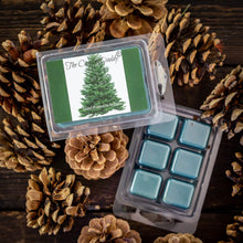 Pine Tree - Blue Spruce Scented Wax Melt - 2 Ounce - 6 Cubes