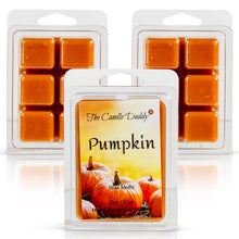 Pumpkin Scented Wax Melt Cubes - 2 Ounces - 1 Pack