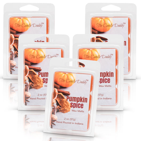 Pumpkin Spice Scented Wax Melts