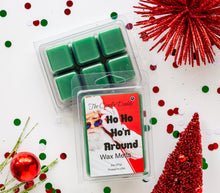 Ho Ho Ho'n Around - Funny Christmas Melt- Apple Maple Bourbon Scented - Maximum Scented Wax Melt Cubes - 2 Ounces Per Pack - Hand Poured In Indiana