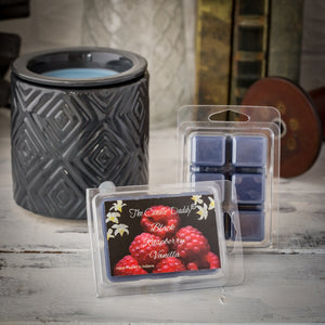 Black Raspberry Vanilla Scented Wax Melts