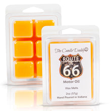 Motor Oil - Scented Wax Melt
