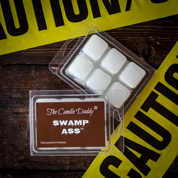 Swamp Ass Scented Wax Melts - Smells Repulsive