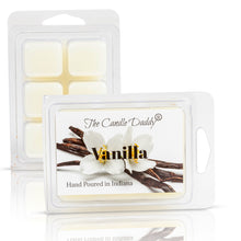5 Pack - Vanilla Scented Wax Melt Cubes - 2 Oz x 5 Packs = 10 Ounces