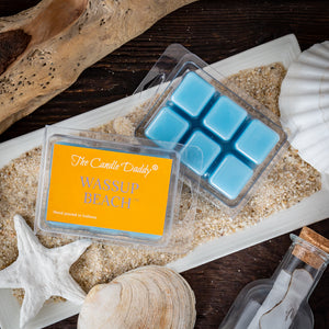 Wassup Beach - Beach Air Scented Wax Melts
