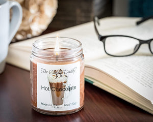 Hot Chocolate 6 oz Candle The Candle Daddy