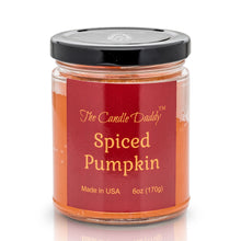 Pumpkin Spice Candle- 6 Ounce- The Candle Daddy- Hand Poured in Indiana