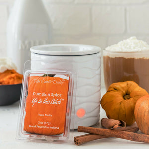 Pumpkin Spice Up In This Bitch Wax Melts