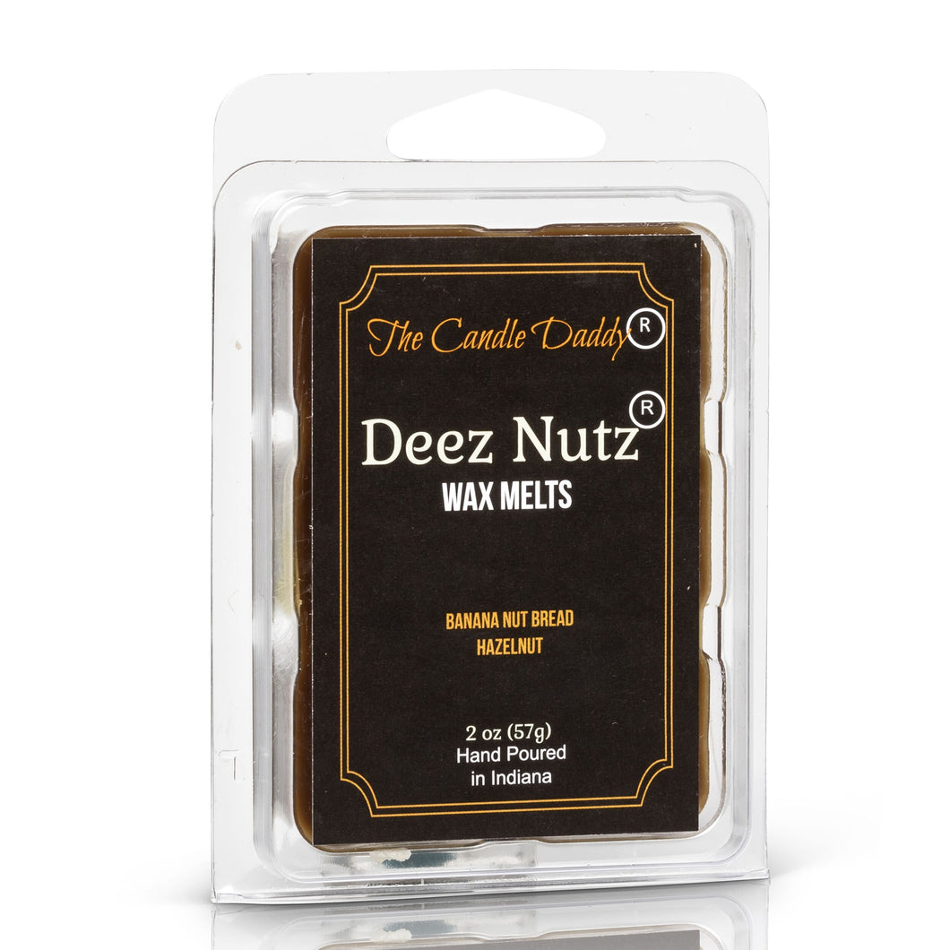 1 pack- Deez Nutz Wax Tart Melts 1 (one) 2 oz Pack