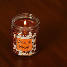 Caramel Pecan 6 oz Jar Candle