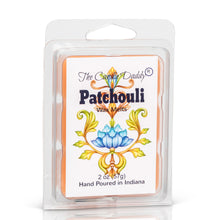 5 pack- Patchouli Scented Wax Melts 5 (five) 2 oz Packs