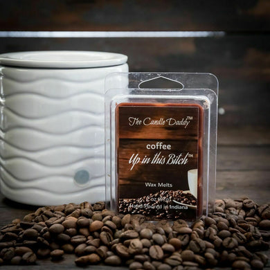 Coffee Up In This Bitch Wax Melts