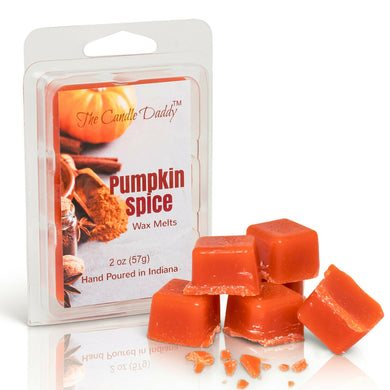1 pack -Pumpkin Spice Scented Wax Melts 1 (one) 2 oz Pack