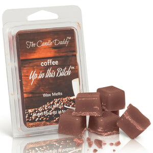 Coffee Up In This Bitch Wax Tart Melts