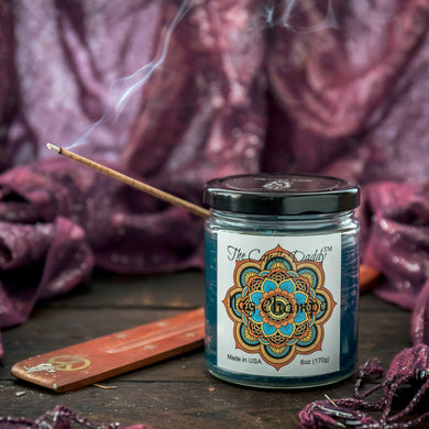Nag Champa Candle - 6 ounce - 40 Hour Burn