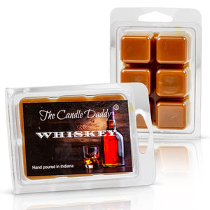 Whiskey Scented Wax Tart Melts