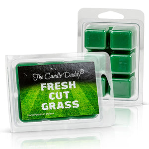 Fresh Cut Grass Scented Wax Melts