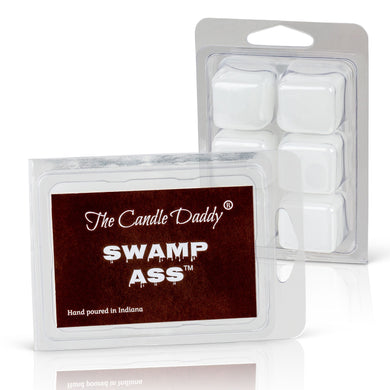 Swamp Ass Scented Wax Tart Melts - Smells Repulsive