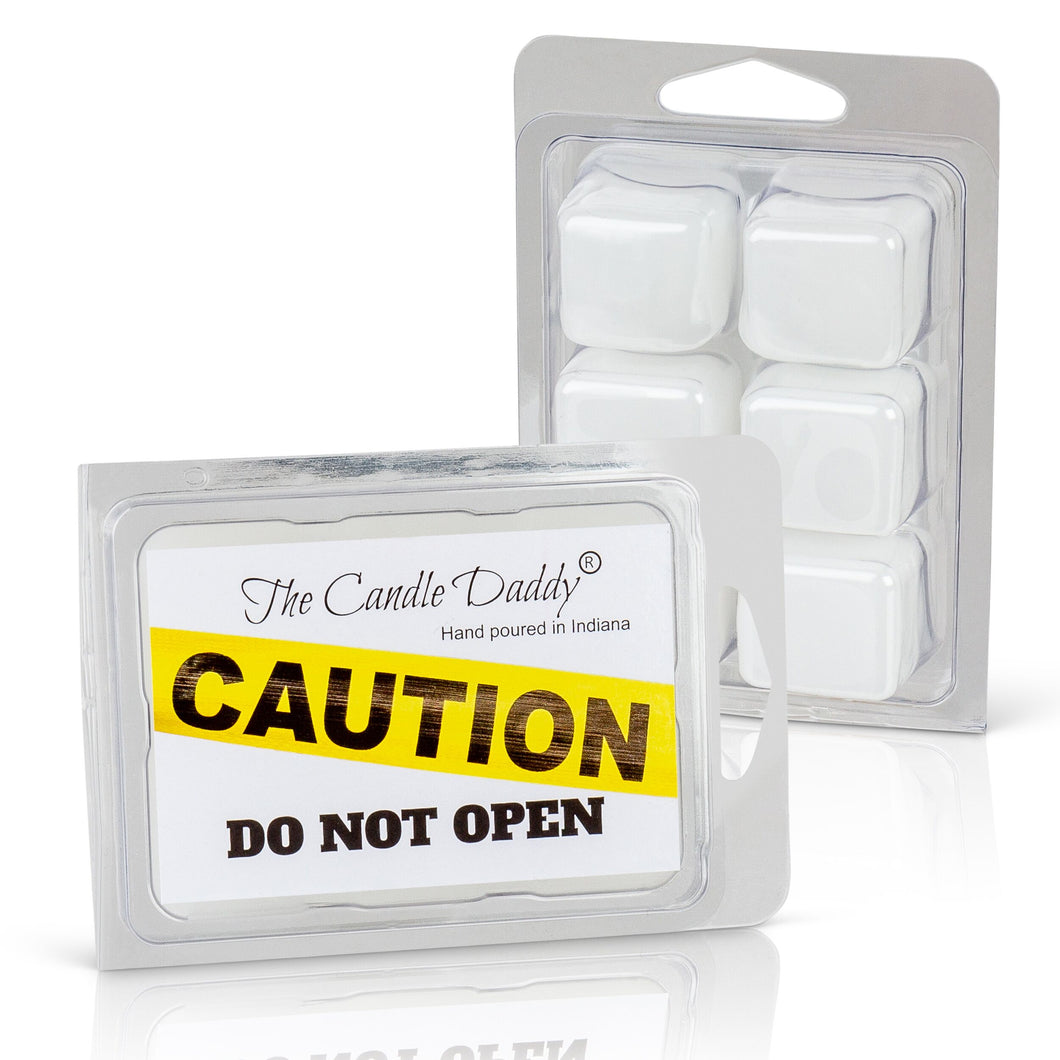 No I'm Being Serious- Do Not Open This Melt- Stinks Scented Wax Tart Melts 1 (one) 2 oz Pack
