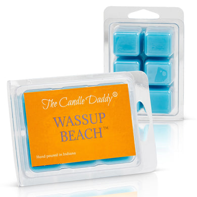 Wassup Beach-Beach Air Scented Wax Tart Melts