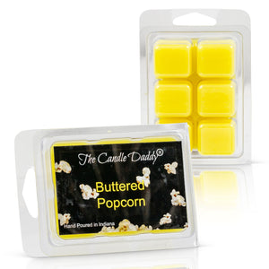 Buttered Popcorn Scented Wax Melts