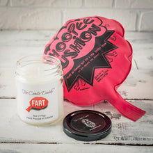 Fart - Very Stinky Candle- Practical Joke-6 Ounce Candle - 40 Hour Burn