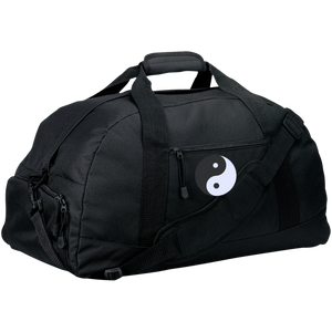 Yin Yang  Large-Sized Duffel Bag
