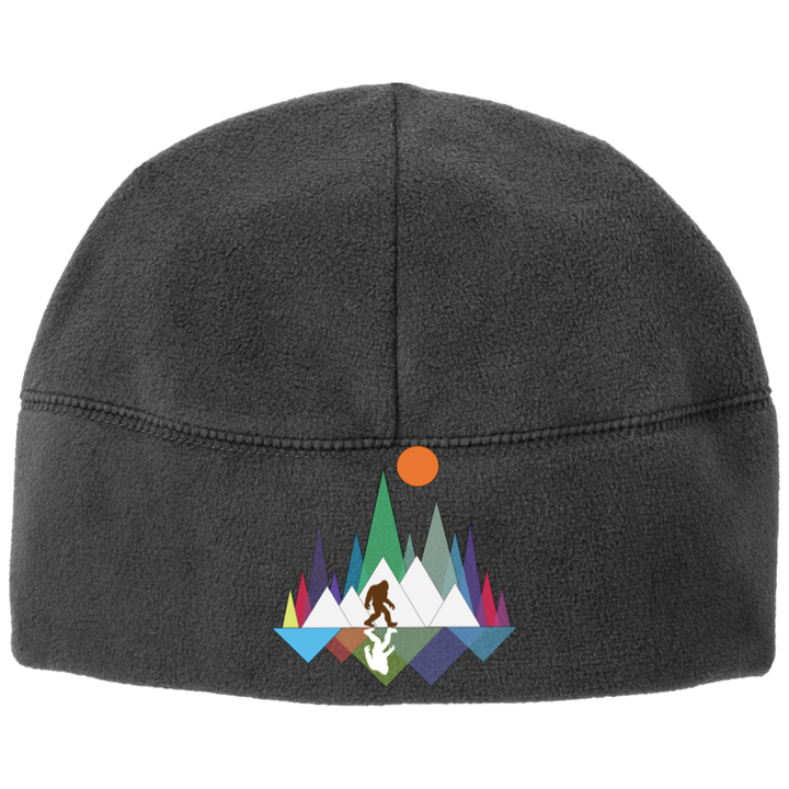 Sasquatch Mountain Fleece Beanie - Spgetti