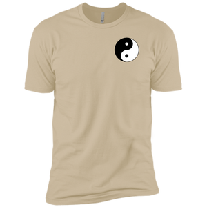 Sand Yin Yang Men's Premium Short Sleeve T-Shirt