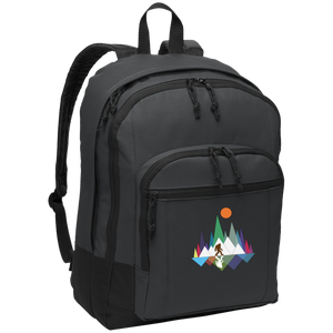 Sasquatch Mountain Basic Backpack - Spgetti