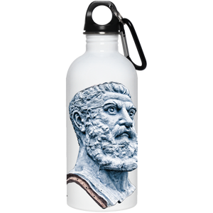 Vulcan Head2 20 oz. Stainless Steel Water Bottle - Spgetti