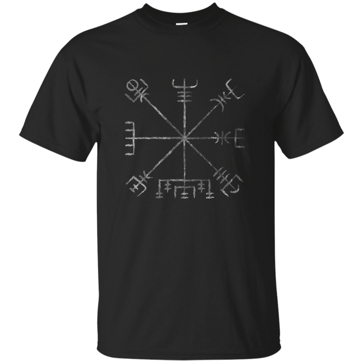 Vegvisir Ultra Cotton T-Shirt - Spgetti