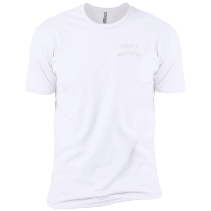 Heavily Meditated Pocket Short Sleeve T-Shirt - Spgetti