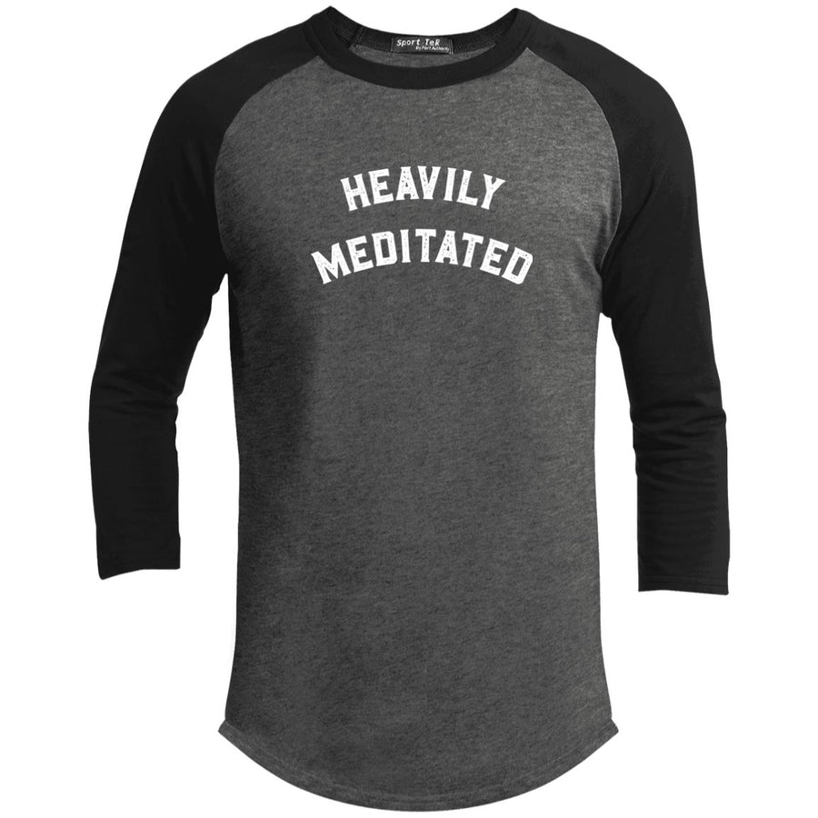Heavily Meditated Sporty T-Shirt - Spgetti