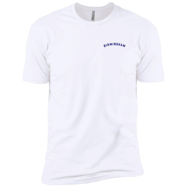 BIrmingham Pocket Premium Short Sleeve T-Shirt - Spgetti