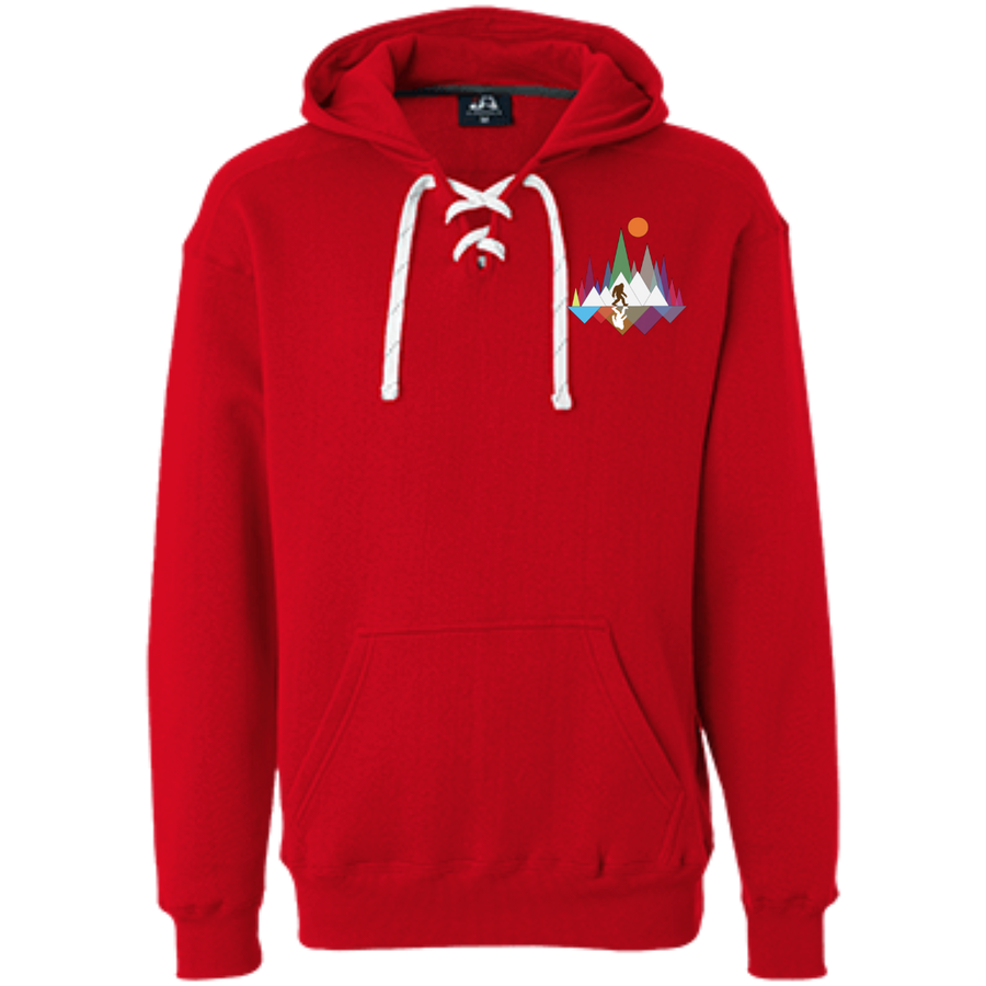 Sasquatch Mountain Heavyweight Sport Lace Hoodie - Spgetti