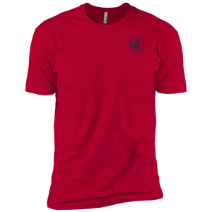 Cafe Racer Small Design Premium Short Sleeve T-Shirt - Spgetti