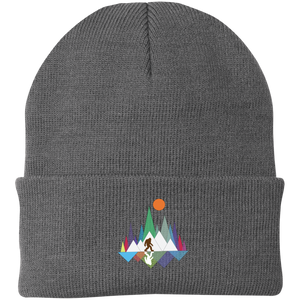 Sasquatch Mountain Knit Cap - Spgetti