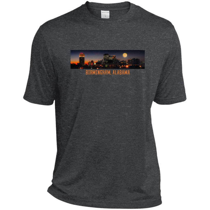 Birmingham and Moon Dri-Fit Moisture-Wicking T-Shirt - Spgetti